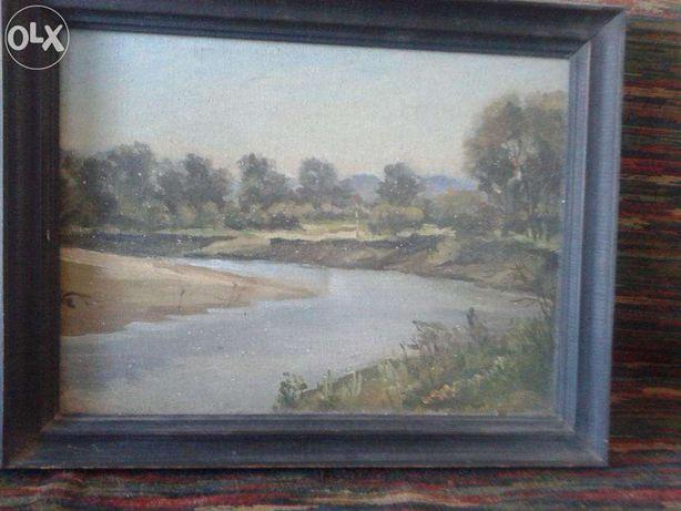картина художника Романенко Л. 93 год
