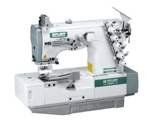 Siruba F007J-W222-364/FQ Плоскошовная швейная машина (распошивалка) с Степная - изображение 1