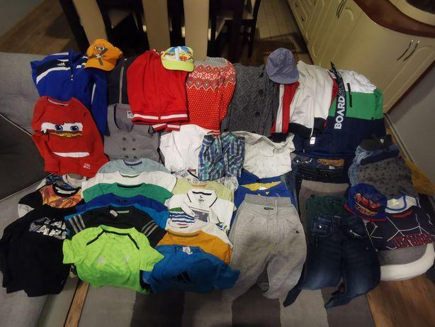 Zestaw ubrań dla chłopca 5-6 lat