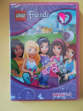 Lego friends DVD nowe