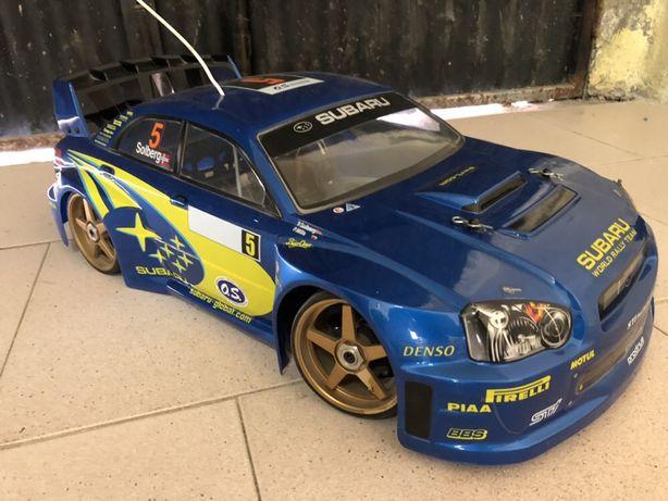 Rc Subaru Impreza 1/8 Kyosho como novo