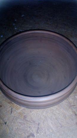 Глиняна миска ручна робота