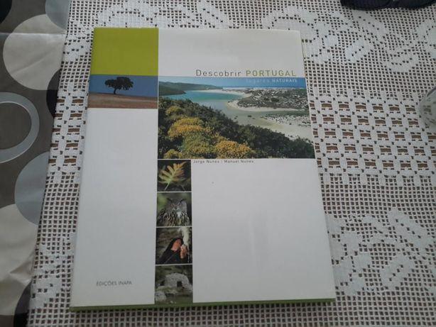 Descobrir Portugal lug. Naturais, A terra vista do céu,the hotel book