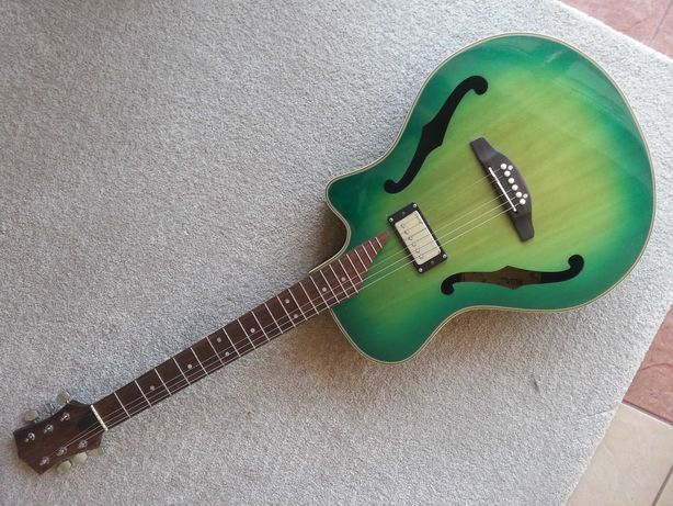 Gitara jazzowa typu Ovation