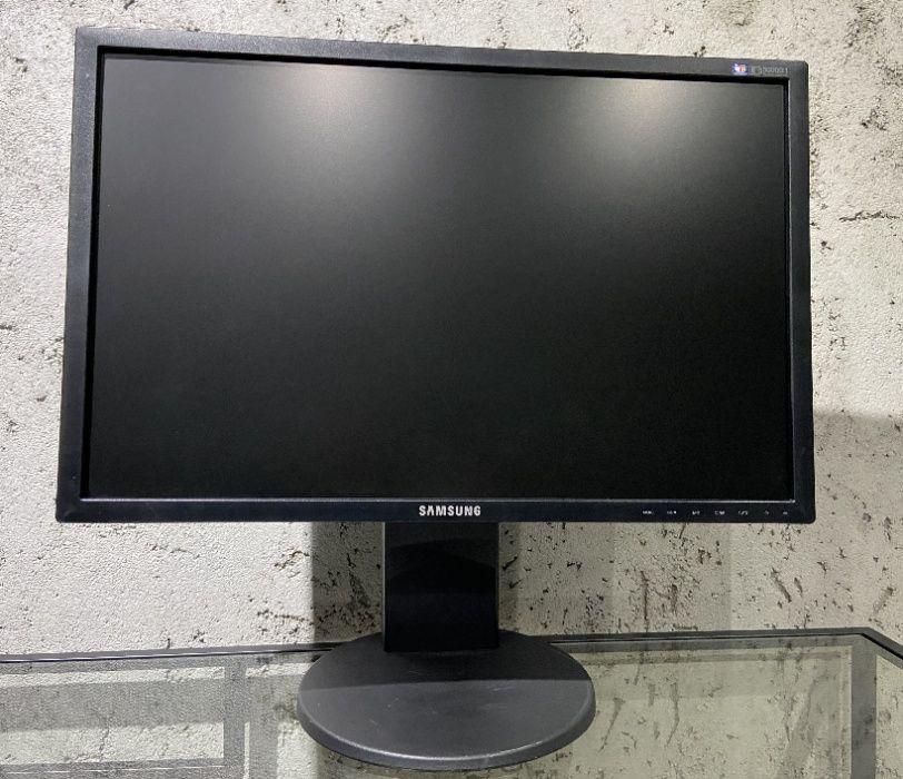 """Monitor Poleasingowy SAMSUNG 24"""" 2443BW 1920x1200 5ms Włocławek - image 1"""