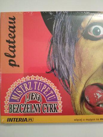 Plateau. Mistrz tupetu i jego bezczelny cyrk. CD.