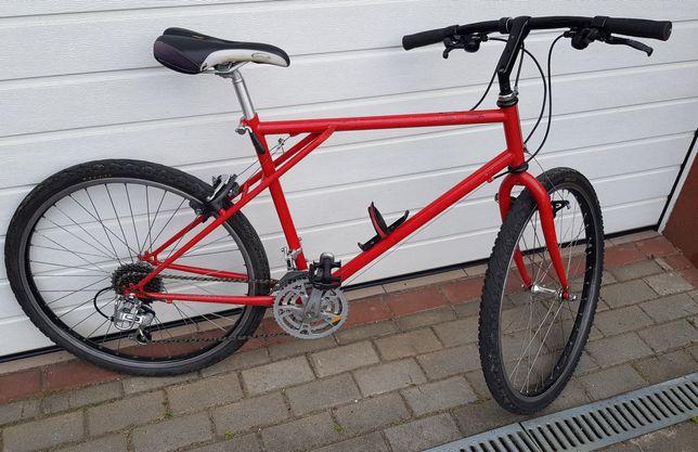 """Rower górski 26"""" deore rama L 21 biegów"""