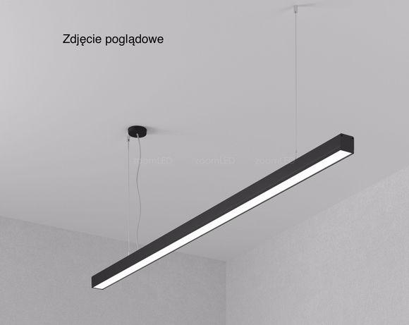 Oprawa liniowa na linkach lampa LED 140cm dostępne 8sztuk
