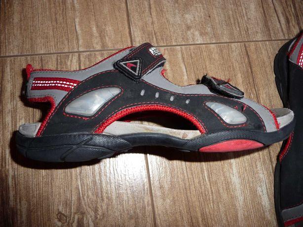 Buty sandały CLARKS dla chłopca ok. r.33