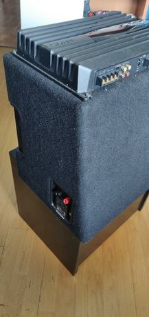 Subwoofer JBL S2-1224SS + Amplifkcadkr Sony XM-N1004