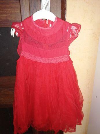Piękna sukienka idealna na nadchodzące Święta