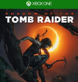 Shadow of the Tomb Raider XBOX ONE S