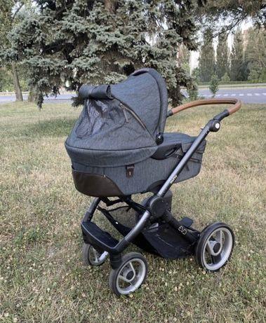Детская коляска mutsy evo 2 в1 дитячий візок, дитяча коляска