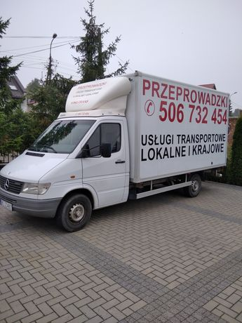 Eleganckie PRZEPROWDZKI Transport Cały Kraj Wywóz i Utylizacja mebli
