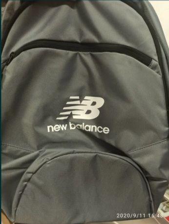 Plecak szkolny oryginalny nowy New Balance NB NTBBAPK8BK