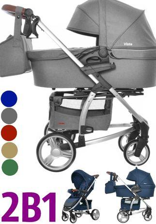 Коляска . Дячі коляски 2в1 від 0-3 років . Сумка і дощовик в подарунок