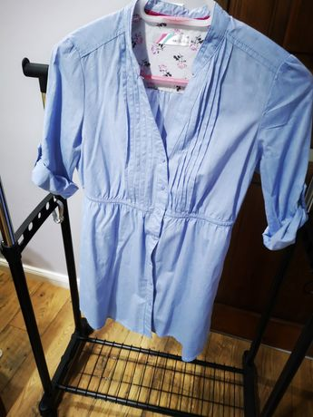 Błękitna koszula rozm. M