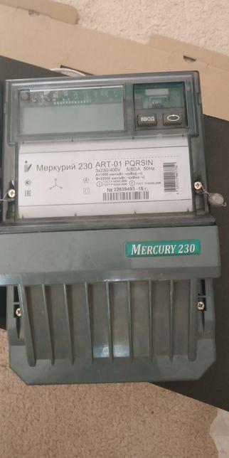 Электросчетчик Меркурий 230. Електролічильник Меркурій