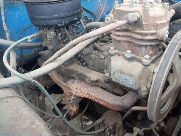 Двигун зил 6- ти циліндровий
