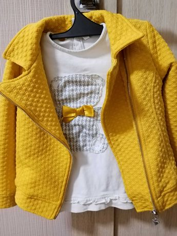 Куртка idexe Италия,рост 98 см 3-4года