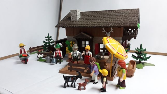 Playmobil Górska baza noclegowa