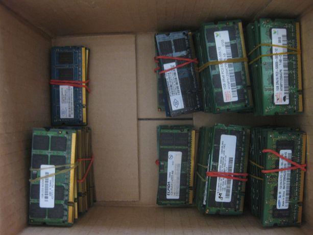 1Gb 2Gb 4Gb DDR2 667Mhz 800Mhz pc2 6400s 5300 ддр2 2Гб для ноутбука