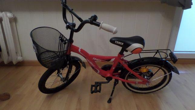 Rower rowerek dziecięcy Majdller 16 cali w ładnym stanie