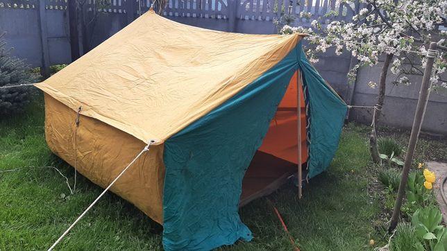 Палатка СССР брезентовая