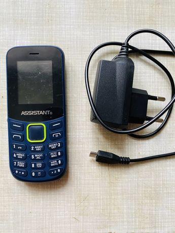 Телефон мобильный Assistant.