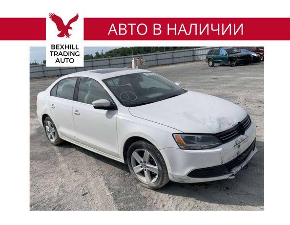 Volkswagen Jetta TDI 2012 по АКЦИОННОЙ цене!