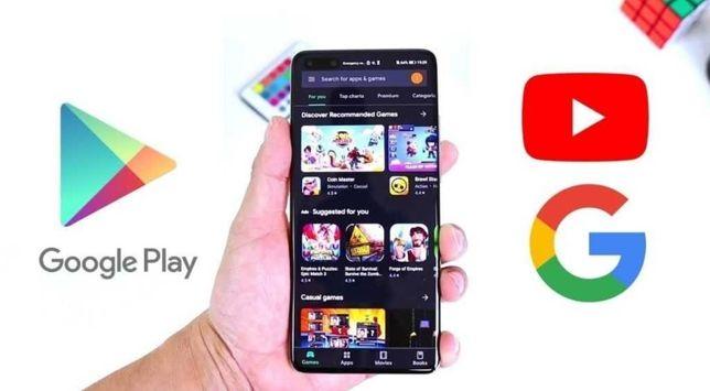 Instalo Serviços Google (PlayStore,Gmail..) Huawei P40   Mate 30 Pro