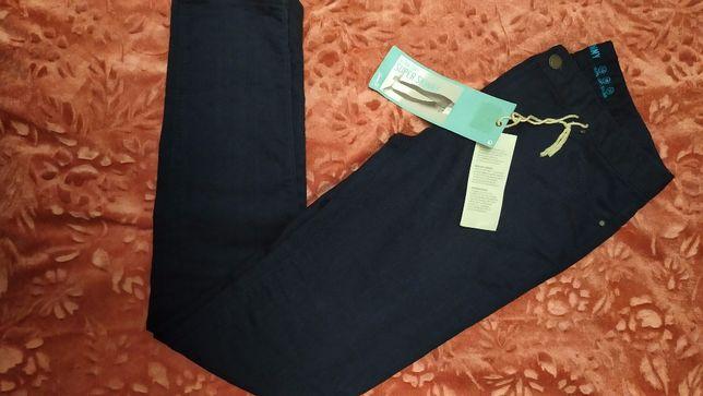 Новые с биркой т.синие джинсы скинни Denim Co Primark р.10 шаг75.