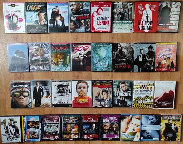 Filmy DVD - polskie wydania. Różowa Pantera, Dr. No i inne. 33 FILMY
