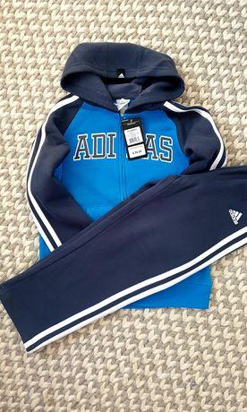 Nowy dres ADIDAS roz. 6 lat