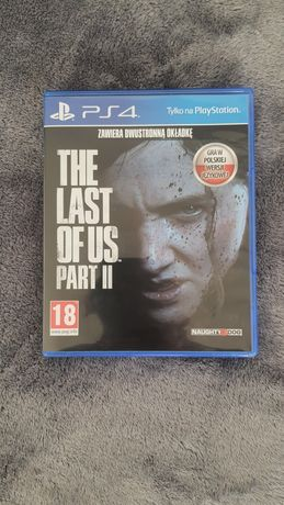 The Last Of Us II PS4 stan idealny