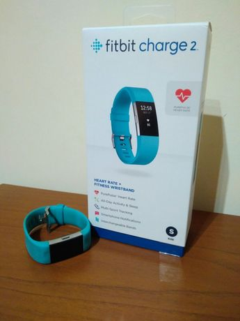 Relógio fitbit charge 2