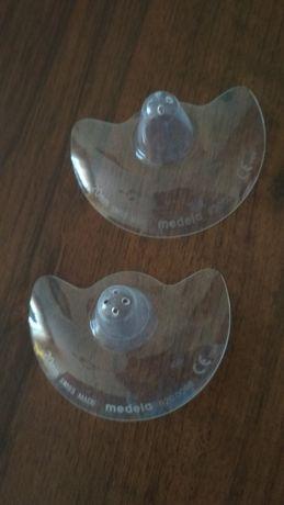 Формирователи сосков, накладки на соски Medela