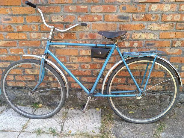 Новомосковский велосипедный завод. модель 1990 года.
