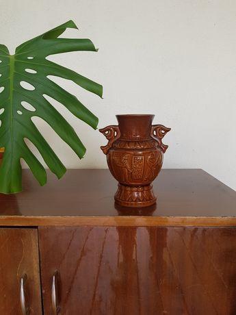 Piękny wazon PRL