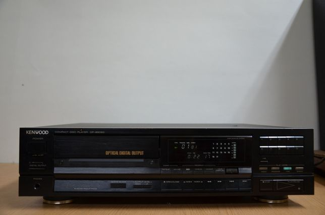 ODTWARZACZ CD KENWOOD DP-990 SG top model super okazja!!!