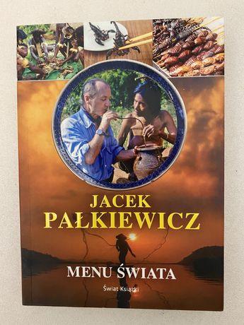 """""""Menu Świata"""" Jacek Pałkiewicz NOWA książka"""
