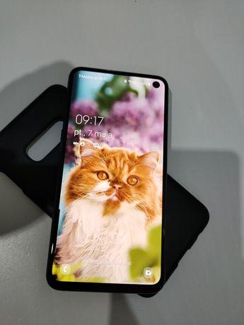 Samsung s10e używany czarny