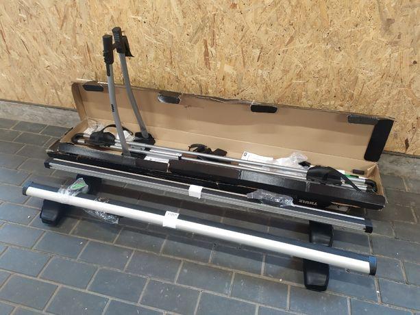 NOWY bagażnik rowerowy na dach Thule 532_Belki poprzeczne Thule