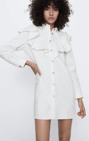 Платье джинс Zara