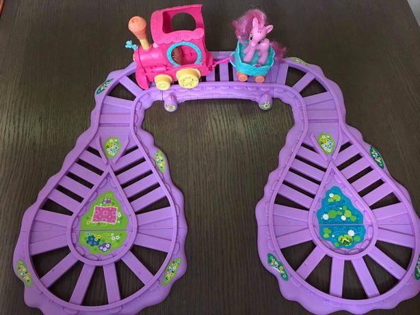 Pociąg My Little Pony+ gratis jedna z gier
