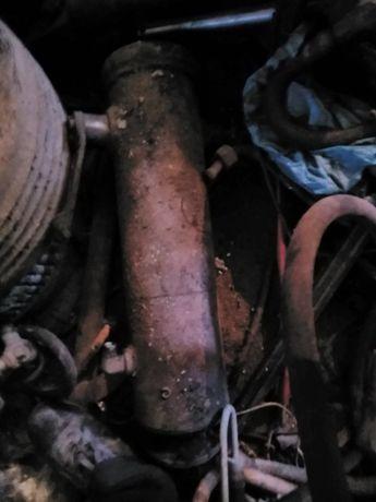 Насос подйома кузова МАЗ 5234