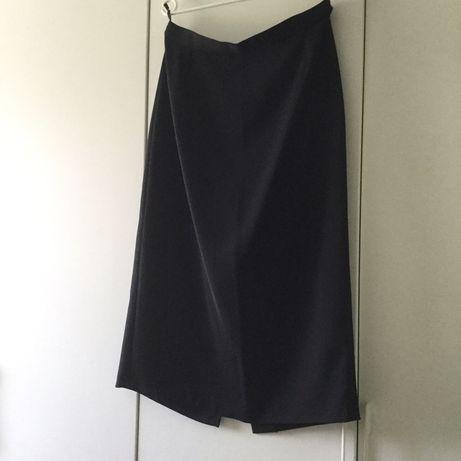 Spódnica czarna rozmiar XL