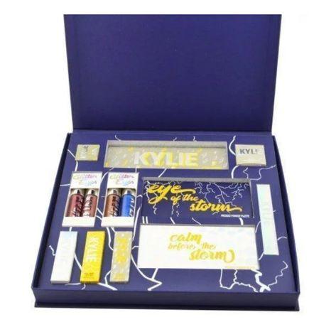 Продам подарочный набор косметики Kylie Weather Collection синий