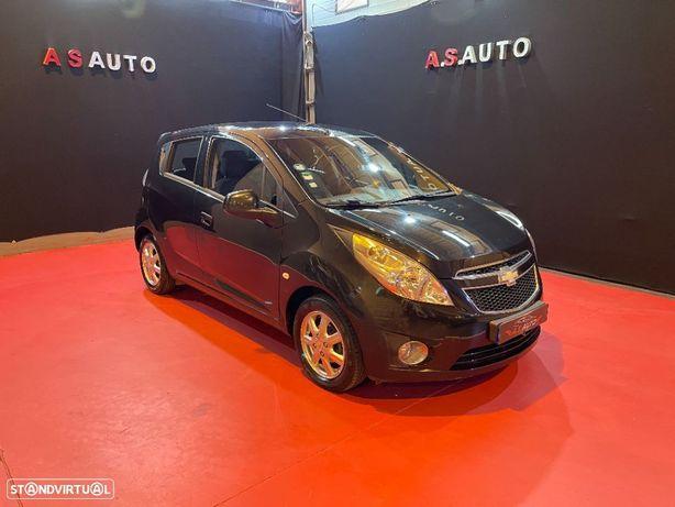 Chevrolet Spark 1.0 LS Bi-Fuel