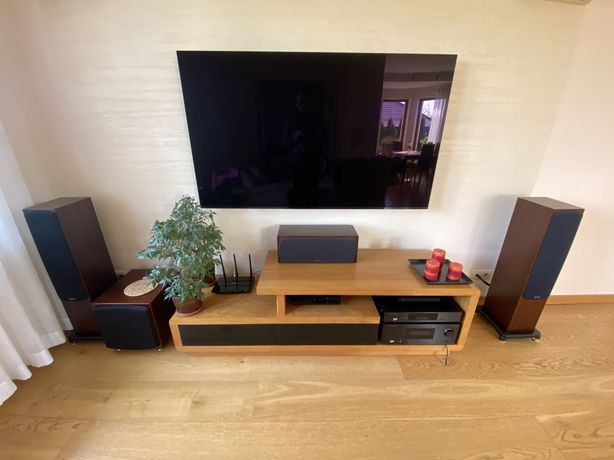 Monitor Audio seria Silver - kino domowe